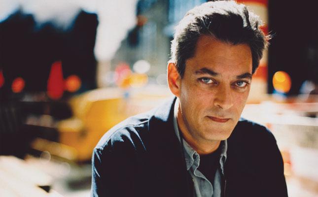 Galería de escritores famosos más guapos del mundo - Paul Auster