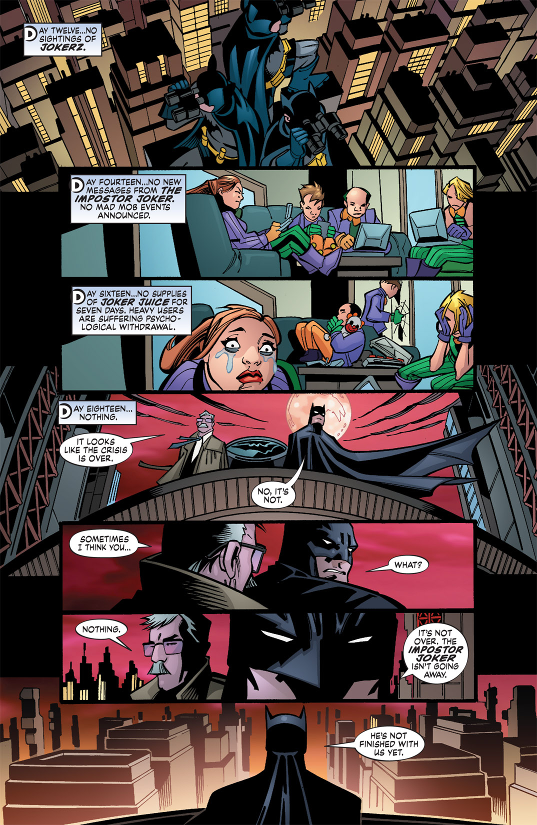 Detective Comics (1937) Issue #869 Page 8