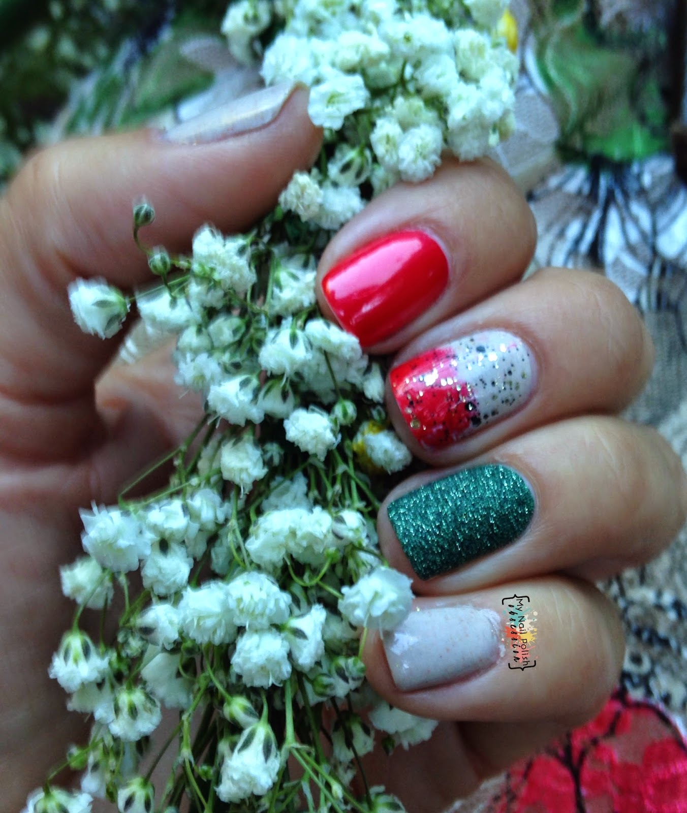 My Nail Polish Obsession Mountain Wedding Nails Outfit