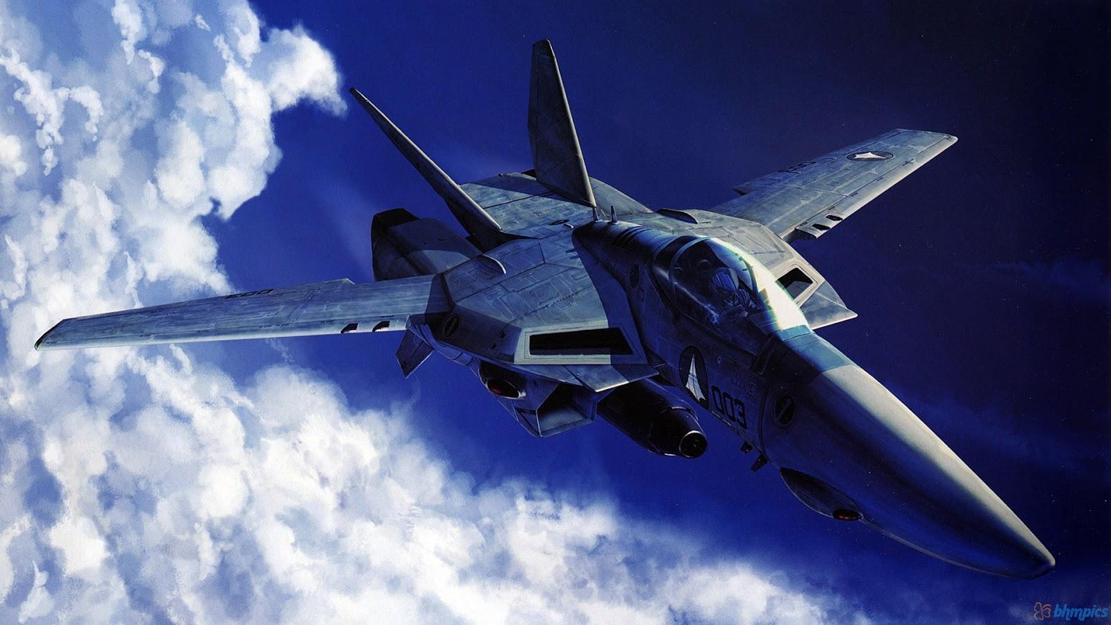 Aircraft Wallapeper