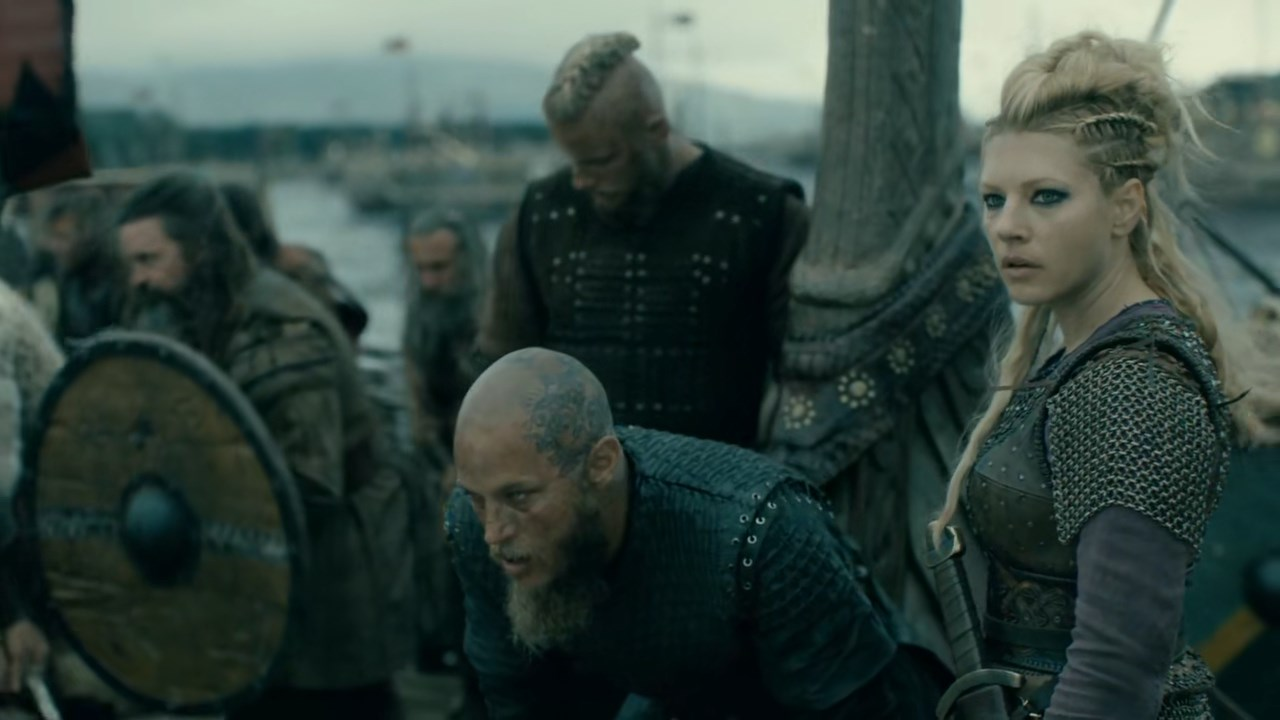 Vikings S4E10 Web-DL 720p x265