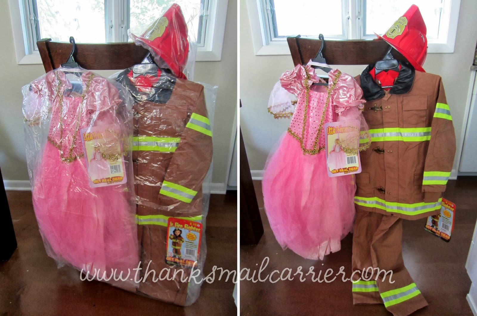 princess fire fighter costumes