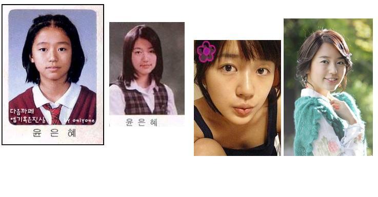 operasi plastik |Profile Artis korea Yoon eun hye|Profile Artis korea ...