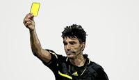 pengertian sepak bola (kartu kuning)