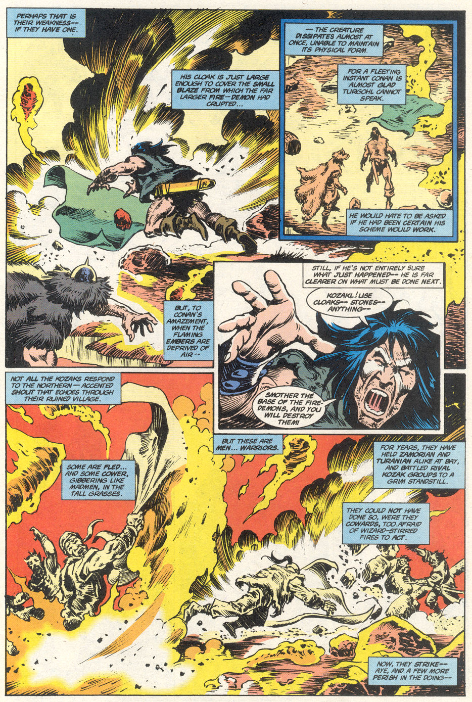 Conan the Barbarian (1970) Issue #275 #287 - English 32
