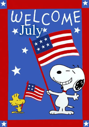 Welcome to JULY.