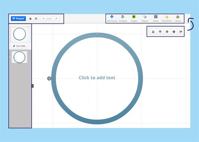 insertar presentación diapositivas en el blog