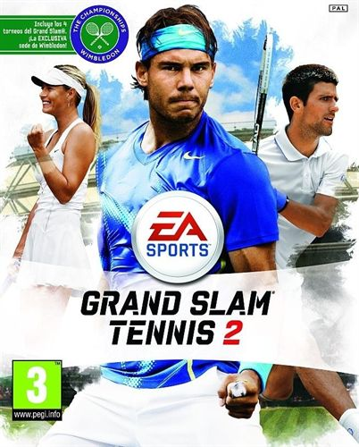 grand slam tennis game