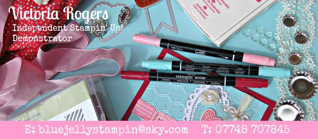 Stampin Up Demonstrator UK