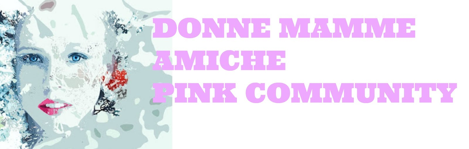 Donne mamme amiche pink community