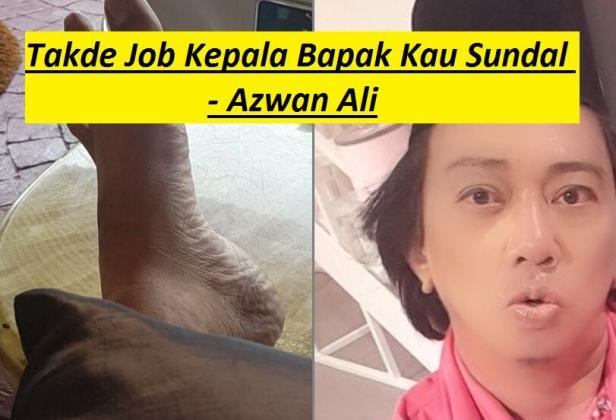 Azwan Ali Maki Peminat Lagi