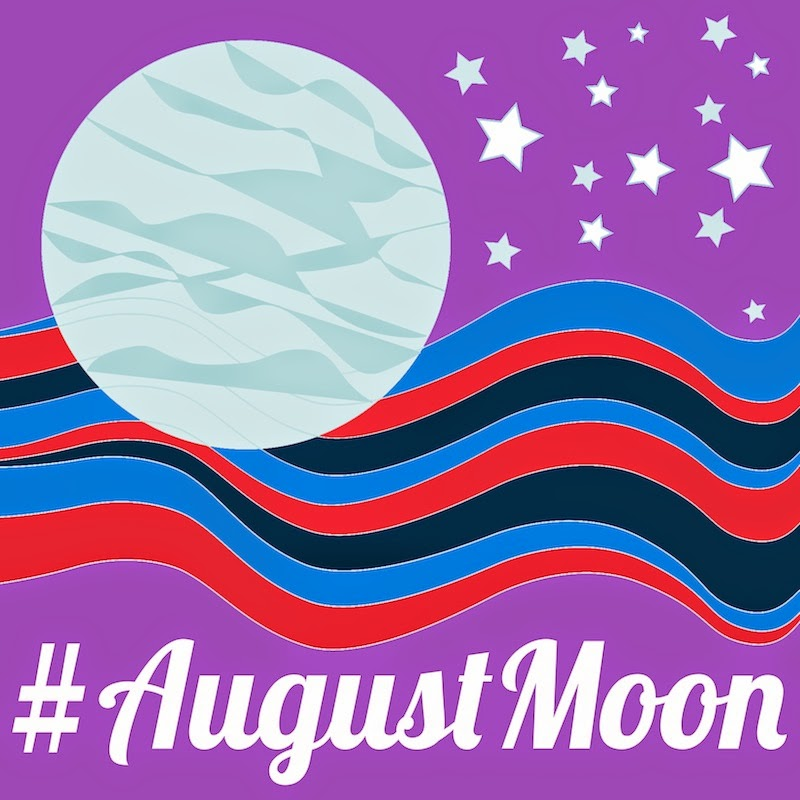 Kat McNally's August Moon 2014