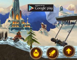 Adventure Game of the Month - Nine World - A Vikings Saga