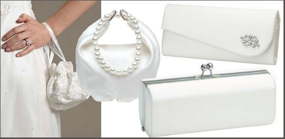 Handbags: Choose the right wedding handbags