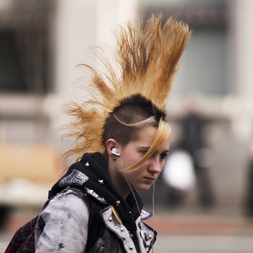 hair style punk boys hairstyles
