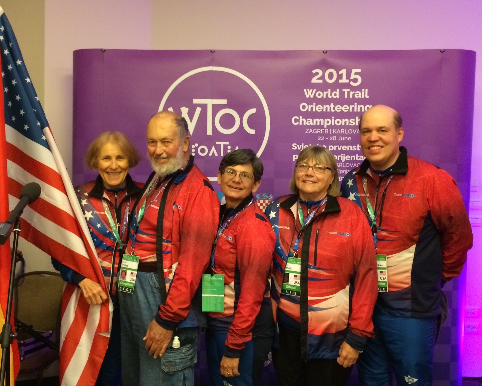 WTOC 2015 Team