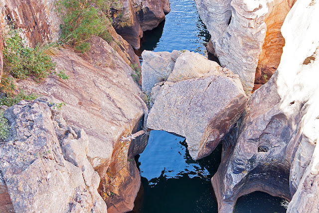 Marmitte dei giganti Blyde River Canyon sud africa