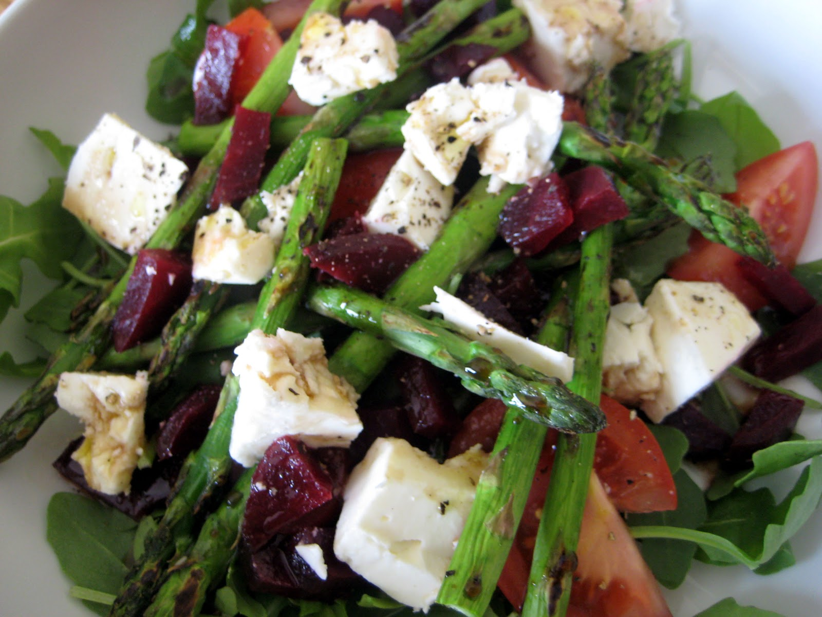 Salad Moroccan Beet Salad With Cinnamon Beetroot And Feta Salad Recipe