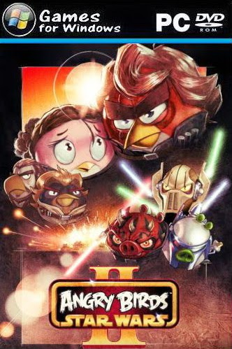 Games Pc Angry Birds Star Wars II 1.5.1 Full Version Free Download