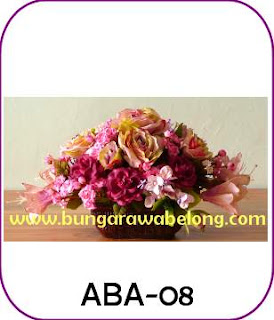 bunga artificial murah