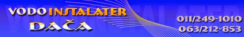 Vodoinstalater Daca