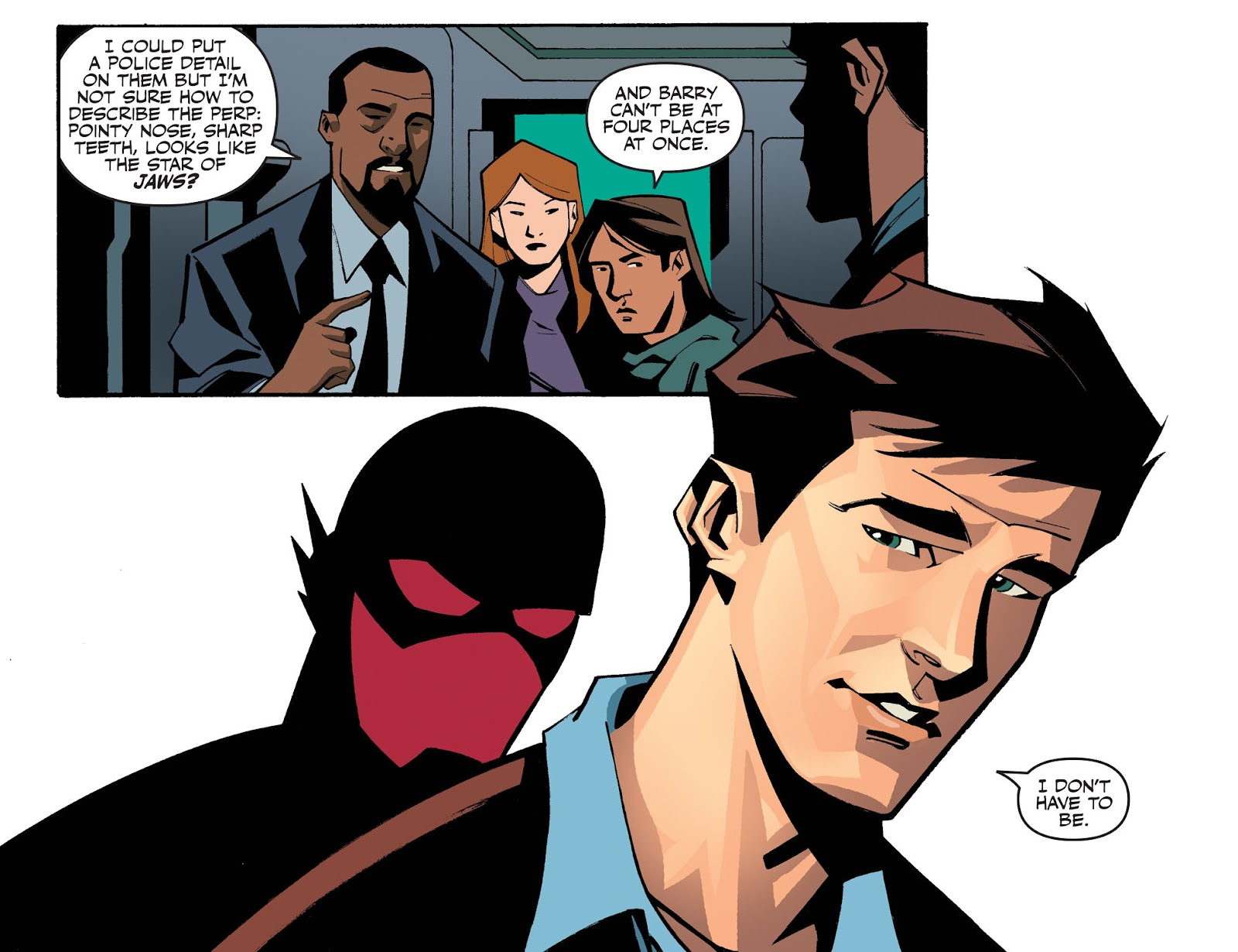 The Flash: Season Zero [I] Issue #12 #12 - English 10