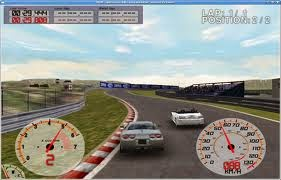 Download Game PC Ringan VDrift 2014