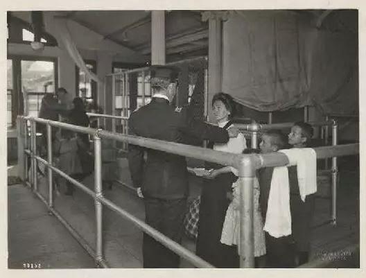 fotografías, Inmigración, inmigrantes, la isla de ellis, nueva york. Estatua de la Libertad., sherman