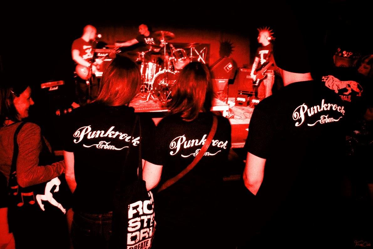Punkrockerben