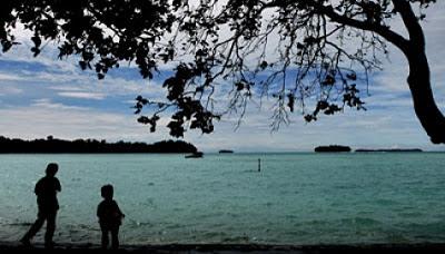 Biota Laut Pulau Sebaru - MizTia Respect