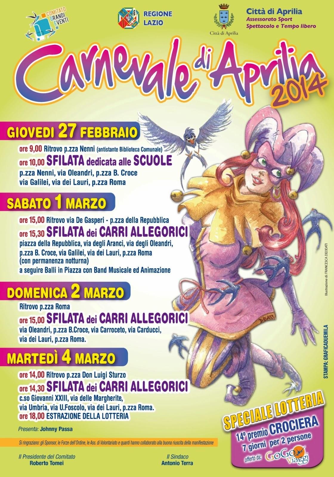 febbraio 2014 ~ www.italia-eventi.com