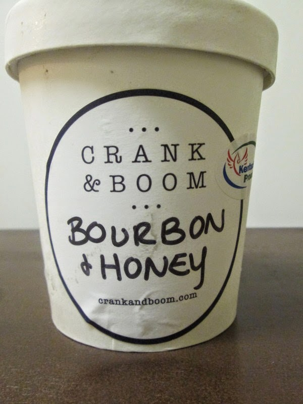 Bourbon and Honey Crank and Boom