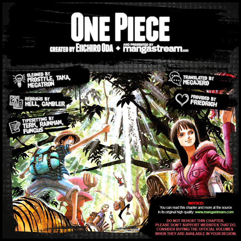 One Piece Chapter 724: Chiến thuật của Law 024