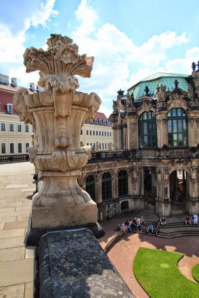Dresden Germany Zwinger