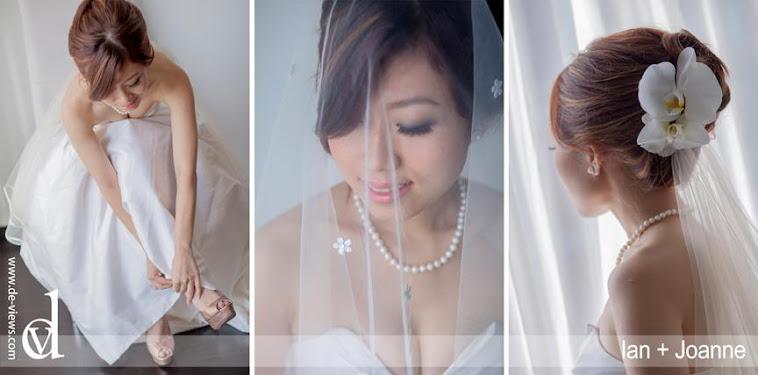 Brides 2012 Joanne Foo