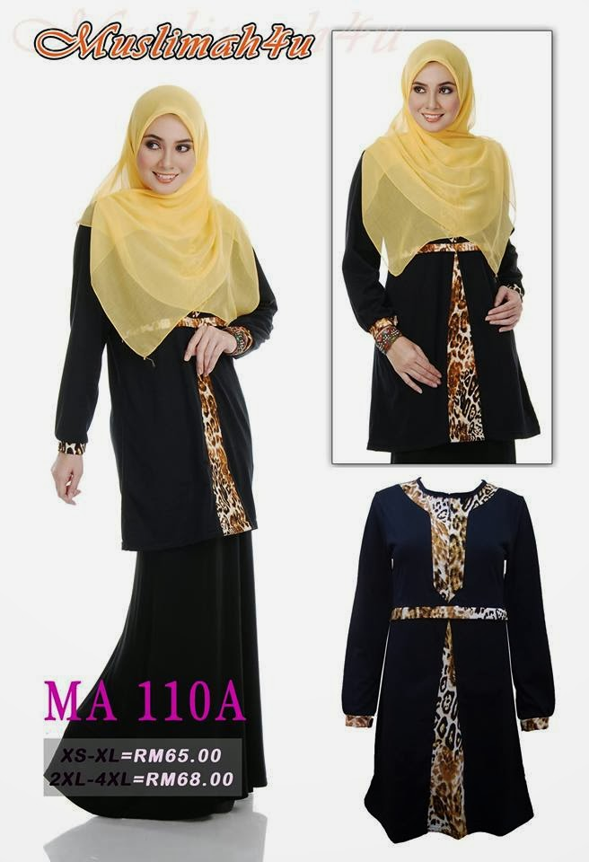 T-shirt-Muslimah4u-MA110A