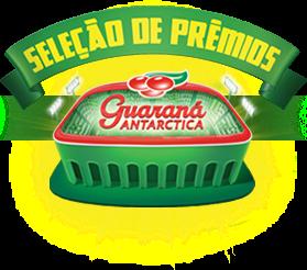 PROMOÇÃO SELEÇÃO DE PRÊMIOS GUARANÁ ANTARCTICA 2013