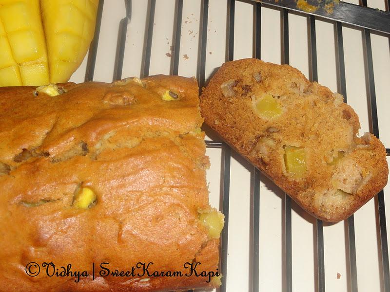 Mango Nut Bread Recipe — Dishmaps