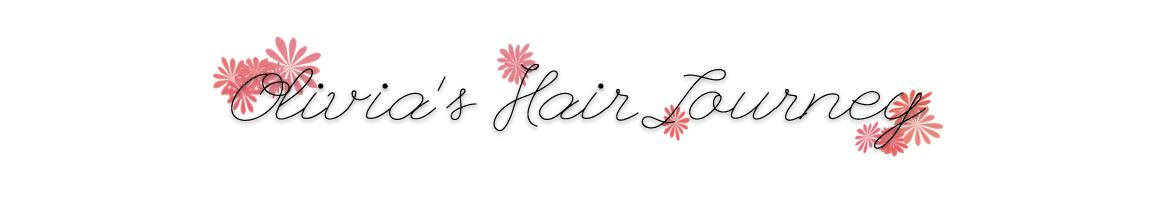 Olivia's Hair Journey