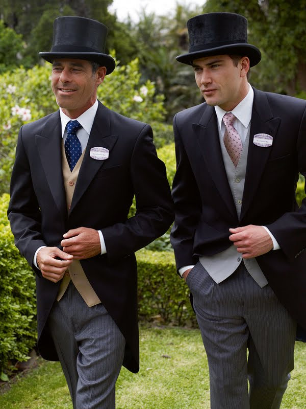 royal ascot men