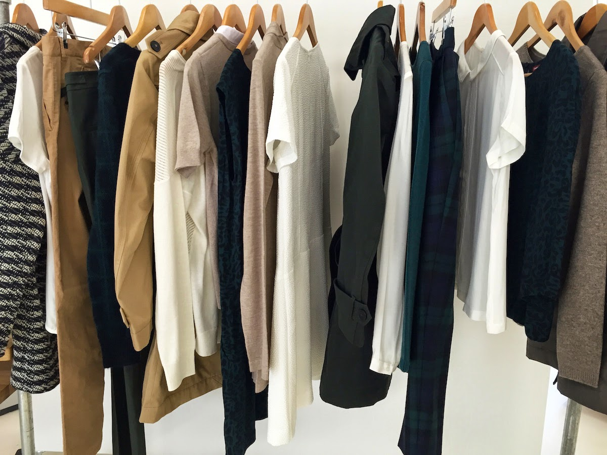 comptoir des cotonniers aw15 press day portas agency neutral basic