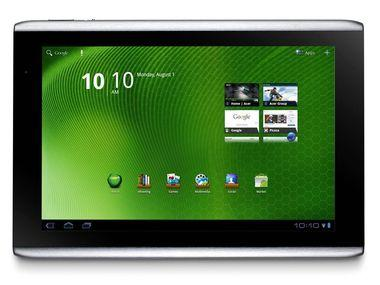 Acer Iconia Tab A500 Review and Gaming Performance