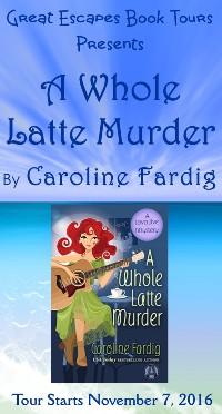 Caroline Fardig on tour