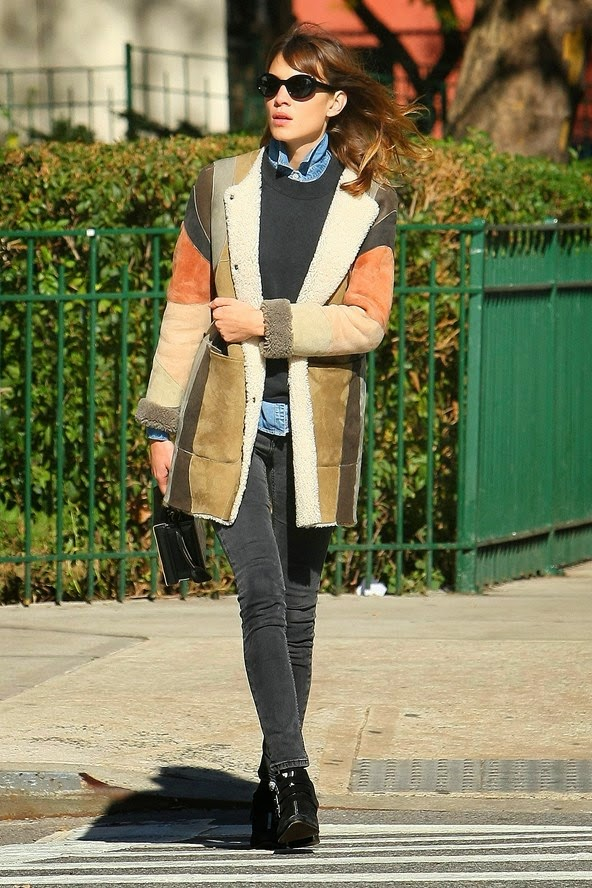 Alluring Winter Street style Fashion
