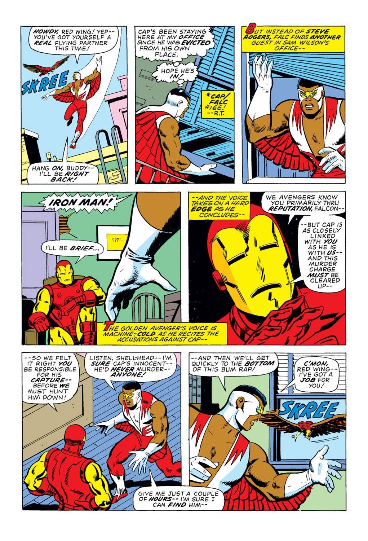 Captain America (1968) Issue #171 #85 - English 16