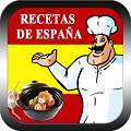 Aplicaciones Android Recetas de Cocina España