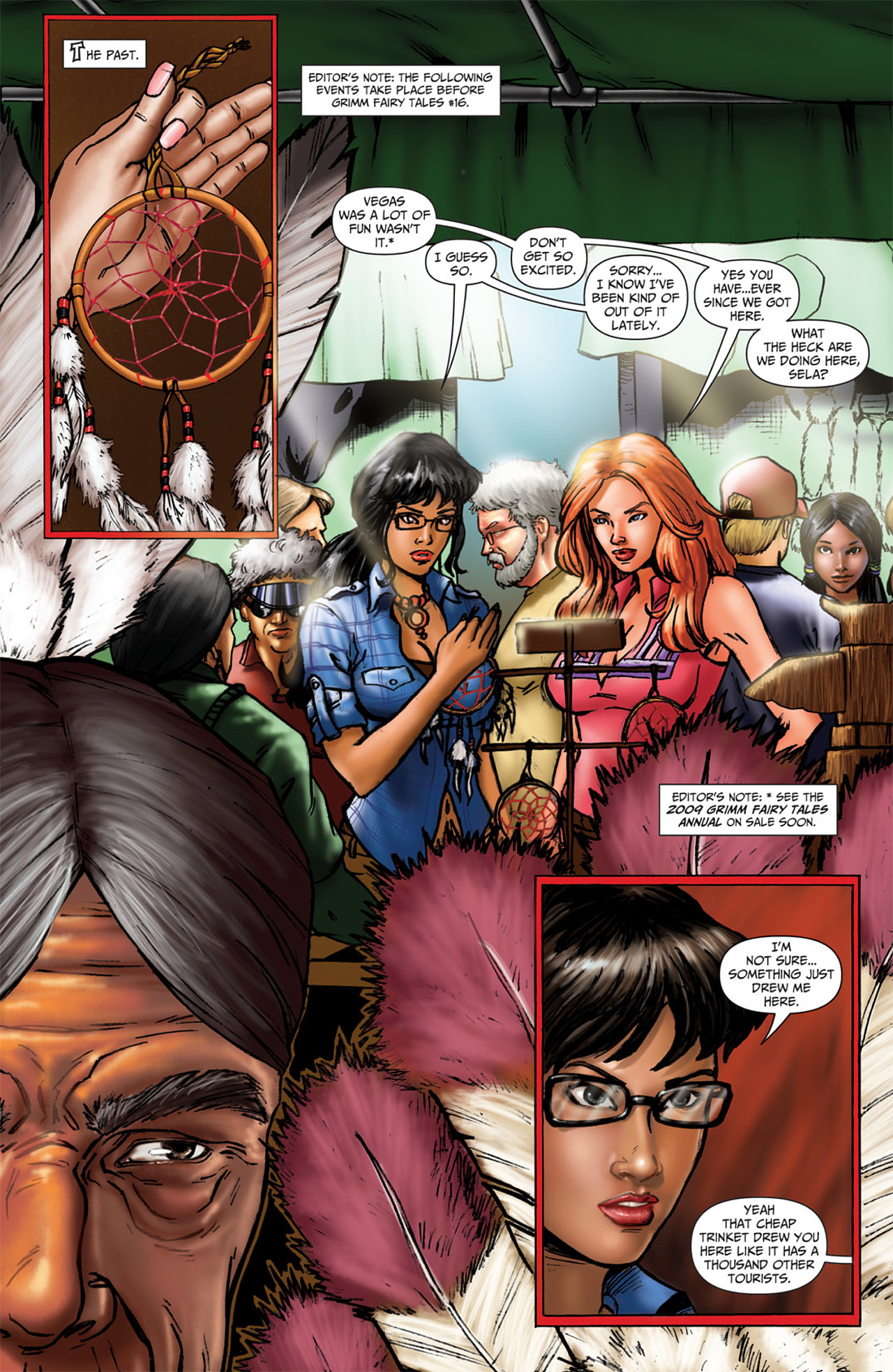 Grimm Fairy Tales (2005) Issue #43 #46 - English 3