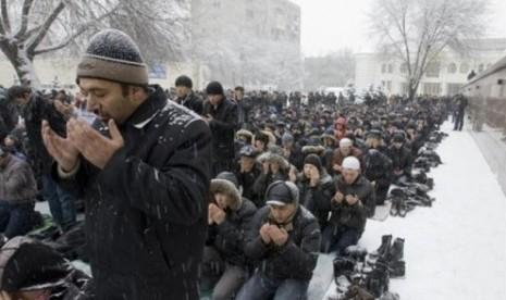 Polosin Ali Vyacheslav: Al-Quran Hilangkan Keraguanku