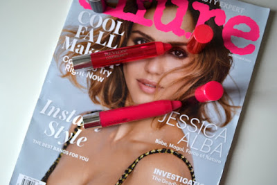The Edit | Fuchsia Lips