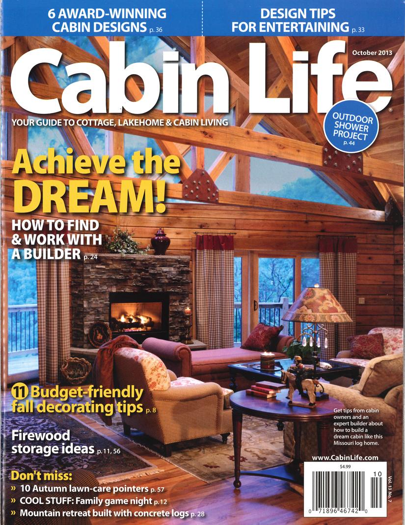 life magazine cabin mountain cabins library living virtual